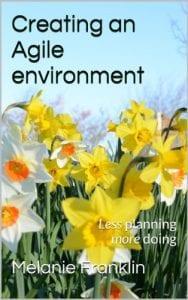 Creating an Agile Environment Book by Melanie Franklin